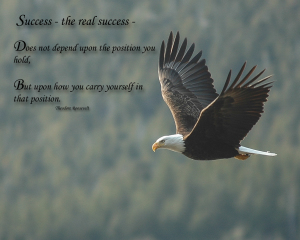 Success Eagle
