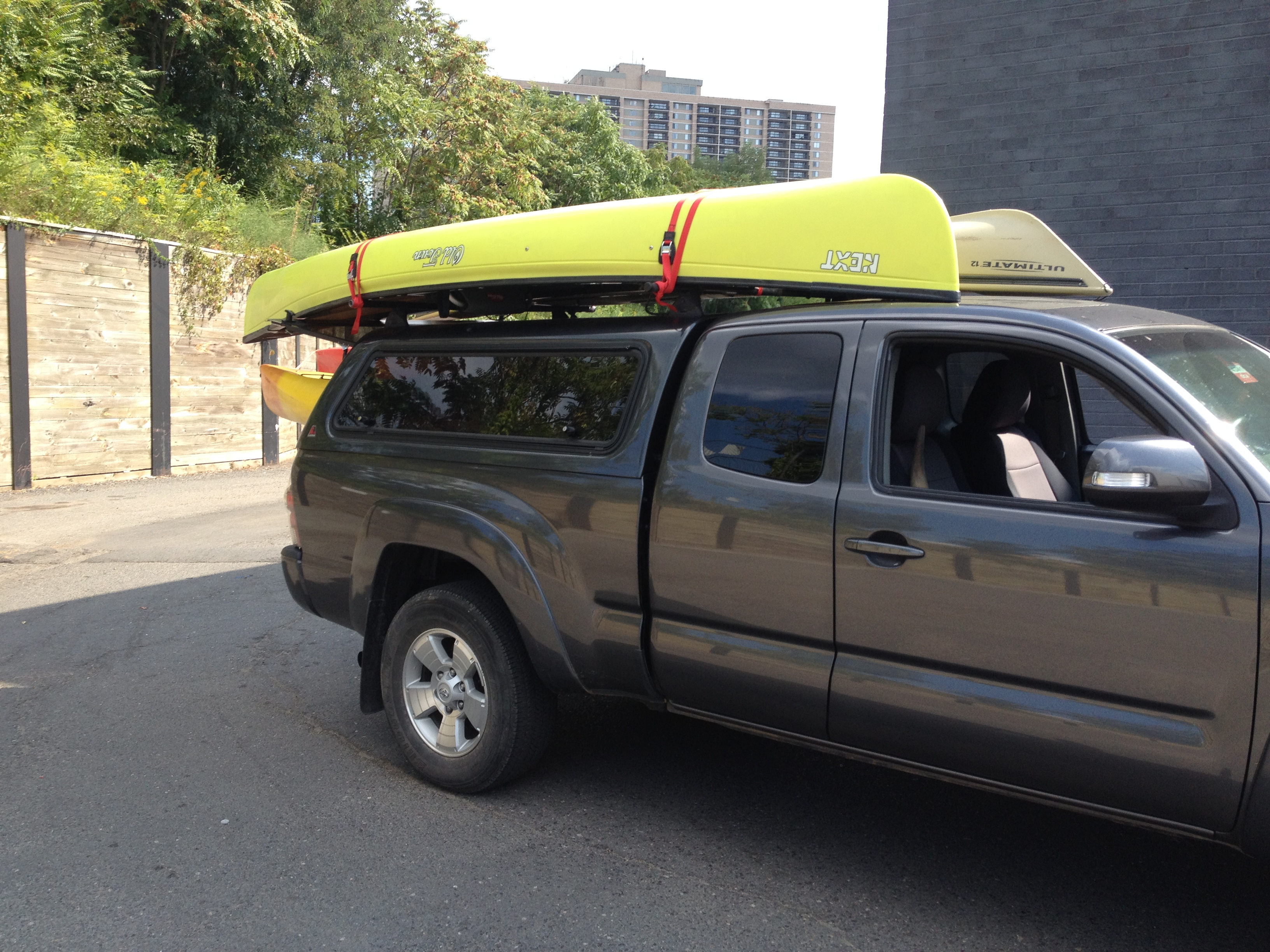 Last Month While At REI To Purchase A Replacement Clip For My Roof Rack, I  Saw A NEXT Canoe Hanging From The Ceiling. Before I Knew What Had Happened,  ...