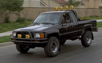 I Remember Back To Future Truck Reverse Lights