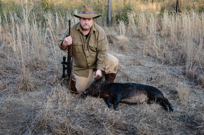 South Carolina Hog Hunt