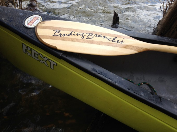 Bending Branch Kayak Paddle